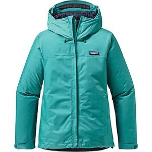 Patagonia Torrentshell Insulated Jacket Small Teal